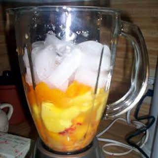 Mango Craze Juice Blend.