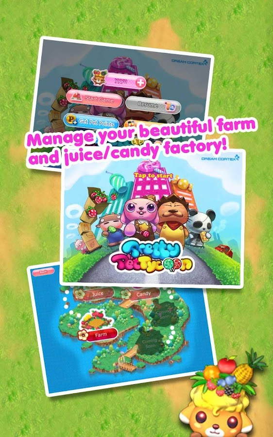 Pretty Pet Tycoon- screenshot