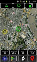 Screenshot of AndroiTS GPS Test Free