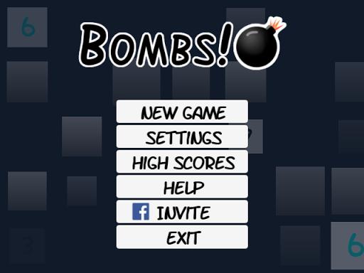 Bombs Minesweeper