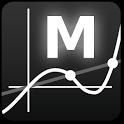 MathsApp Graphing Calculator icon