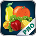 Raw Food Diet Pro icon
