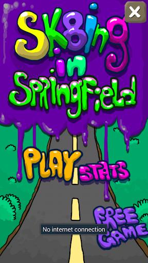 Skating in Springfield