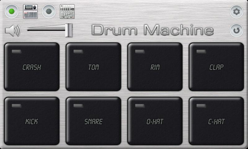 android drum machines