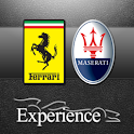 The Experience DealerApp logo
