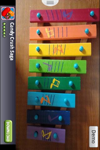 Xylophone Wood Toy