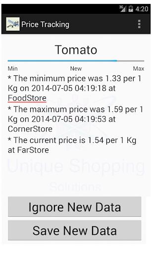 【免費購物App】Price Tracking-APP點子