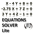 Equations Solver Lite icon
