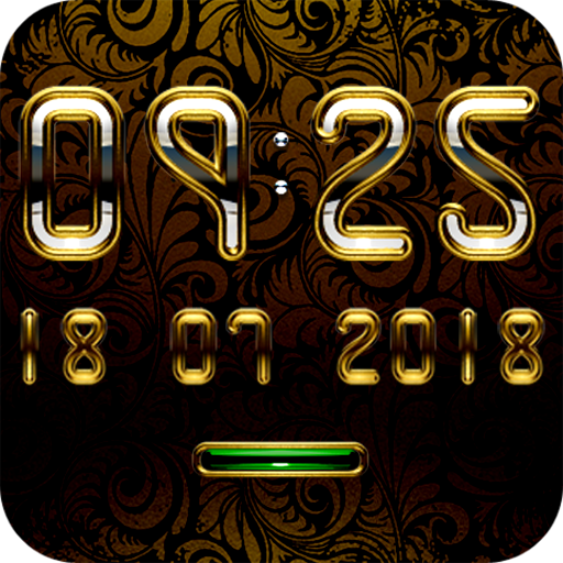 ROYCE Digital Clock Widget