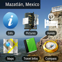 Mazatlan Mexico Travel Guide icon