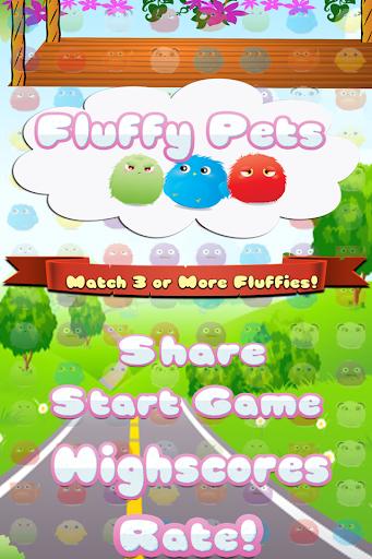 Fluffy Pets - Free Match Mania