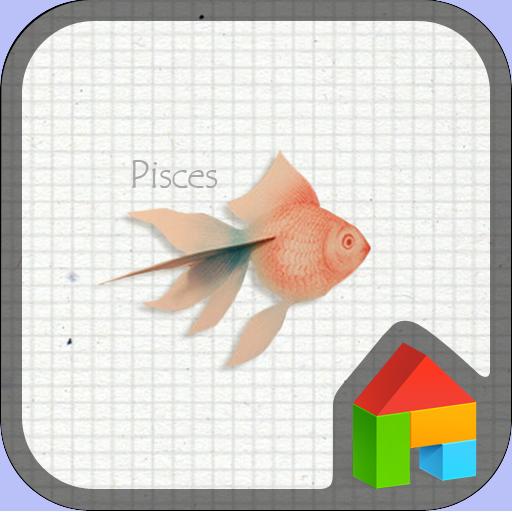 Pisces dodol theme LOGO-APP點子
