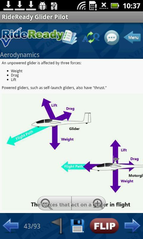 Glider Pilot Checkride Prep- screenshot