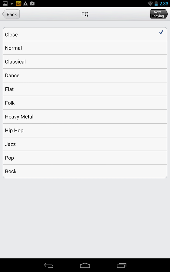 Hi Music Pro - Music Player - screenshot