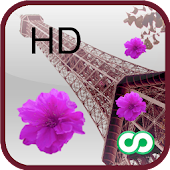 France Paris HD Live Wallpaper