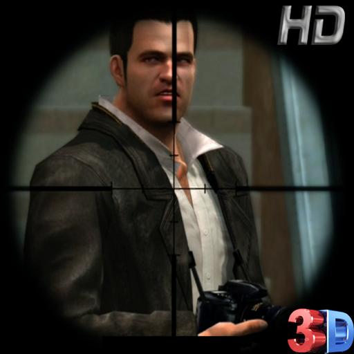 模擬App|The Sniper LOGO-3C達人阿輝的APP
