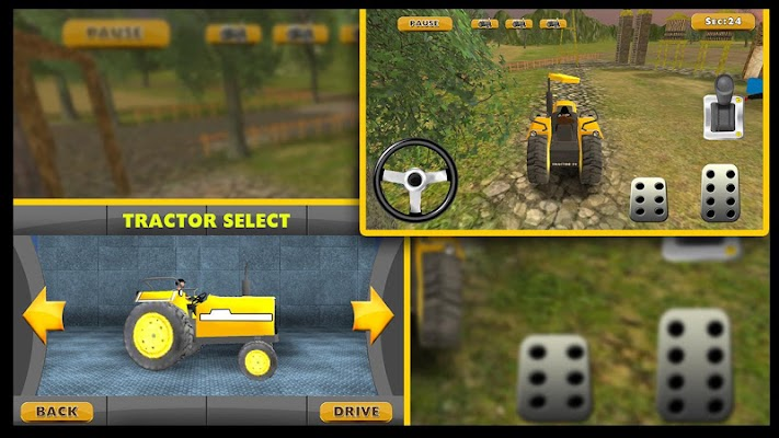 Tractor Simulator : Farm Drive - screenshot