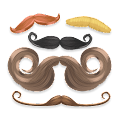Free Download Aviary Stickers: Mustaches APK for Samsung