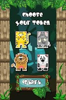 Screenshot of Snakes & Ladders - Jungle