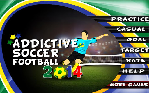 3D Soccer Football 2014