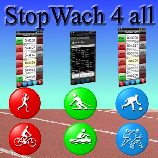 StopWatch 4 all Pro