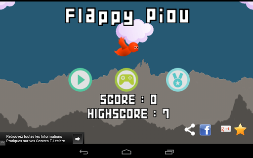 Flappy Piou 2.3 screenshots 11