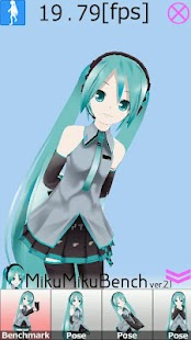 MikuMikuBench - screenshot thumbnail