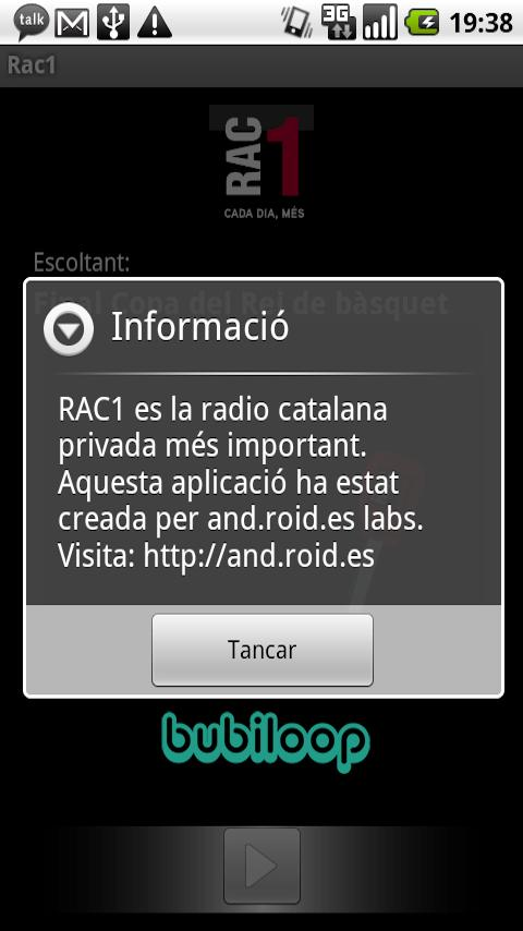Rac1 - screenshot