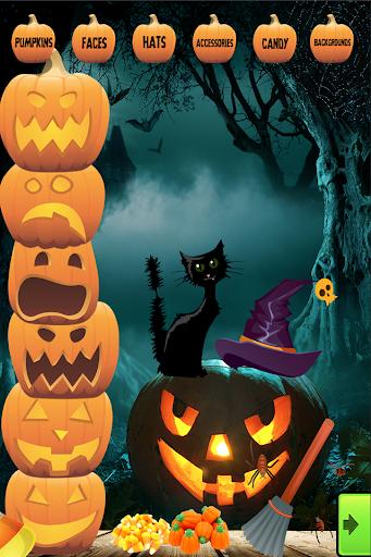 Halloween Pumpkin Maker FREE