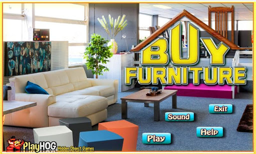 Buy Furniture - Hidden Objects