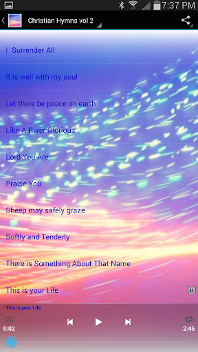 Beautiful Christian Hymns