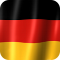 Germany stickers icon