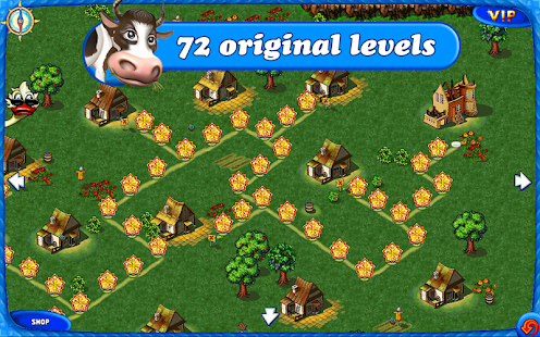 Farm Frenzy Free- screenshot thumbnail