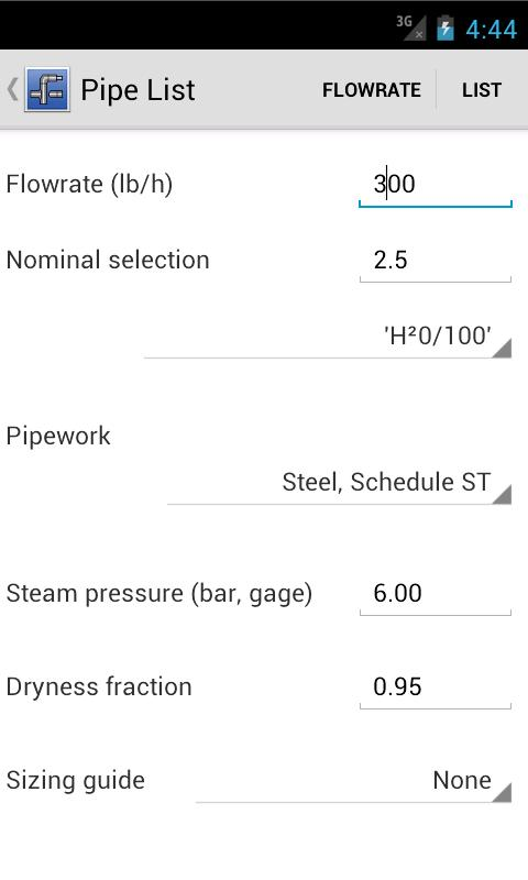 Fullsteam HVAC Lite- screenshot