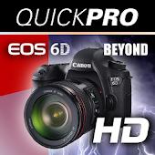 Canon 6D Beyond QuickPro