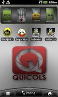 Screenshot of Quicols iSystem