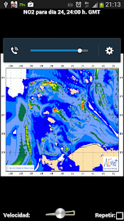 Info Lluvia- screenshot thumbnail