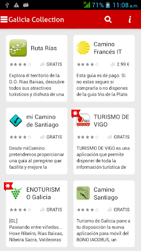 Galicia Apps Collection