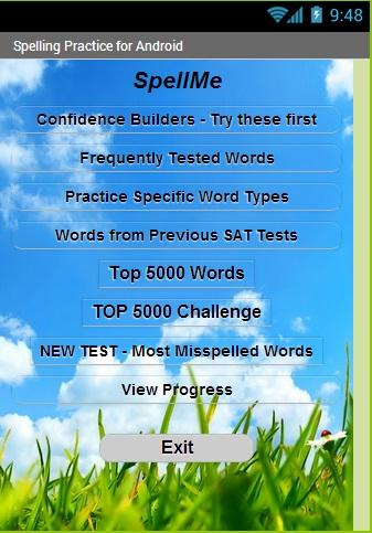 【免費教育App】SpellMe English Spelling Test-APP點子