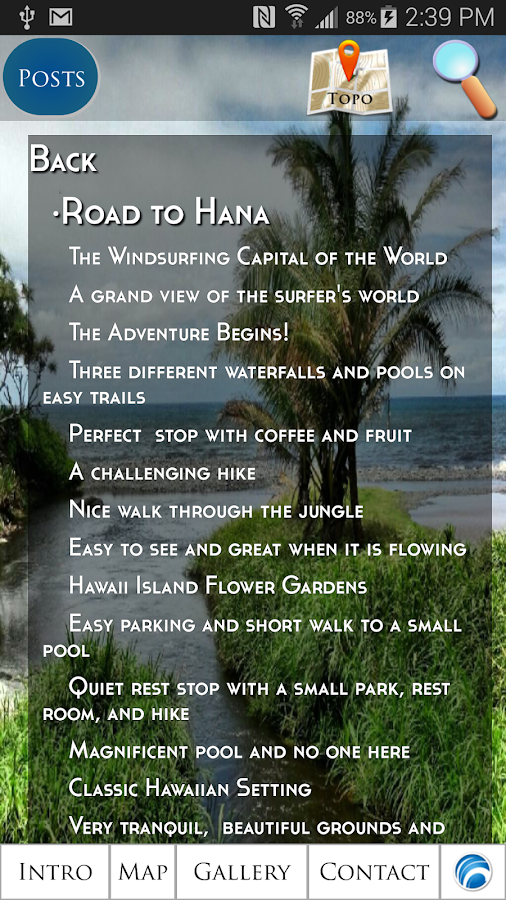 Maui Road to Hana - screenshot