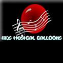 Kids Musical Balloons logo