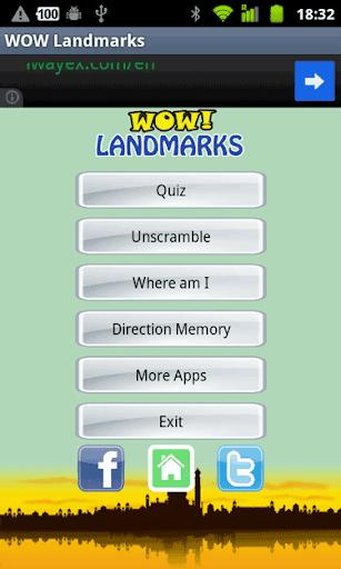 Wow Landmarks
