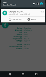 Ampere 2.11 [Pro Unlocked/Patched] Cracked Apk 7