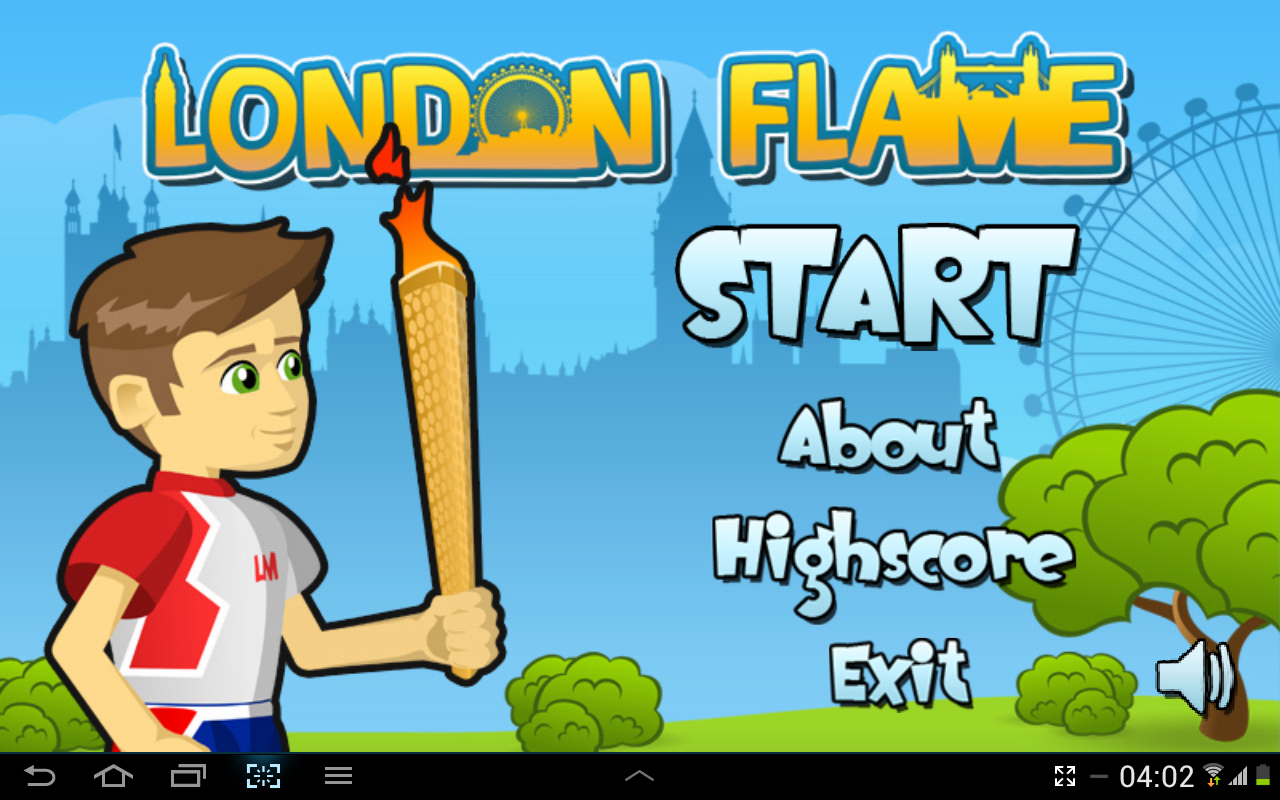 London Flame - screenshot