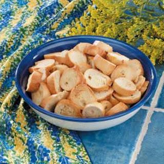 Crunchy Bagel Chips