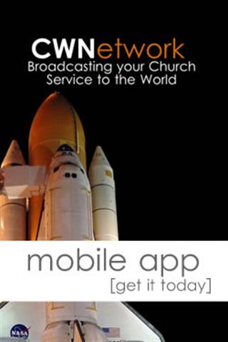 churchwebcast app