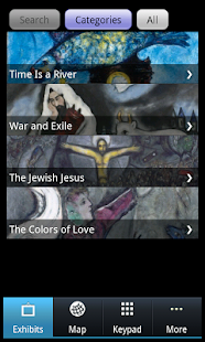 Chagall-The Jewish Museum, NY - screenshot thumbnail