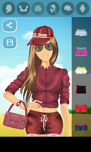 Fashion Girl Sport- screenshot thumbnail