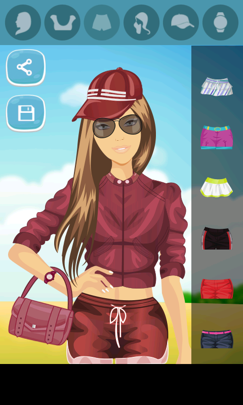 Fashion Girl Sport- screenshot