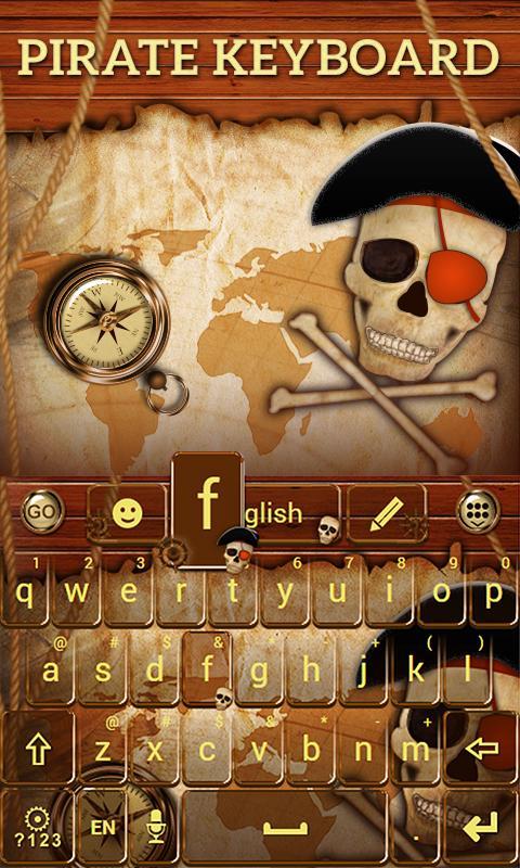 Pirate-GO-Keyboard-Theme 12